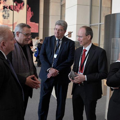 Ausstellung im Bundestag